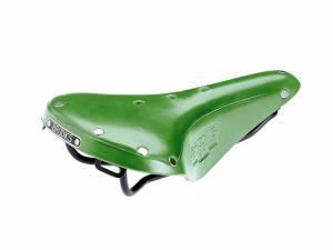 Brooks Fahrradsattel B17 Grün
