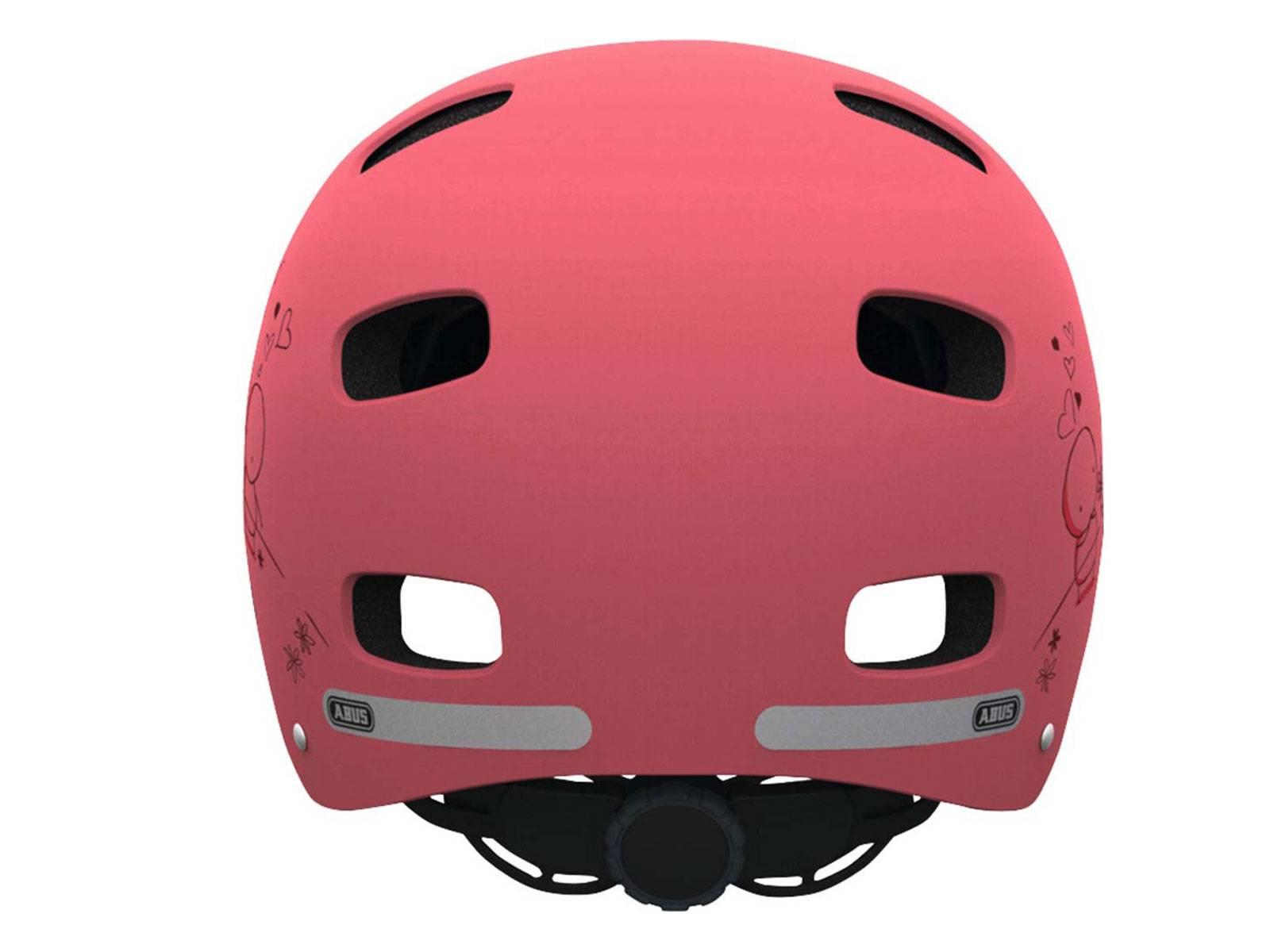 abus fahrradhelm scraper kid 2 0 s rosa fahrradkomfort. Black Bedroom Furniture Sets. Home Design Ideas