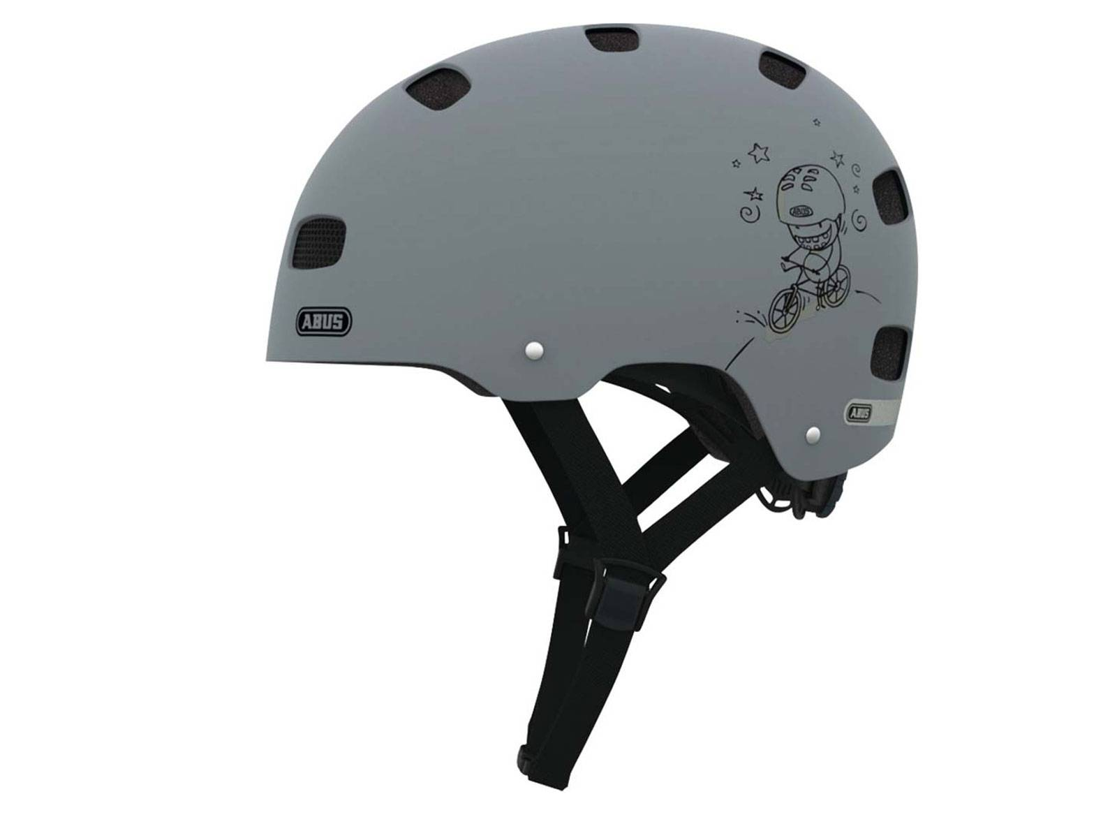Helme & Protektoren Fahrradhelm kinder abus