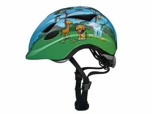 Abus Fahrradhelm Anuky Dschungel M