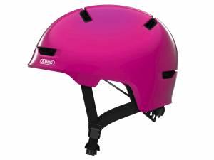 Abus helm Scraper Kid 3.0 shiny pink M 54-58