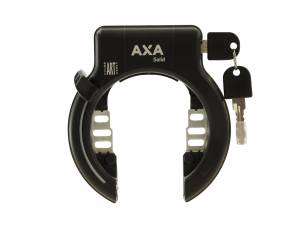 AXA Fahrrad Rahmenschloss Solid XL schwarz