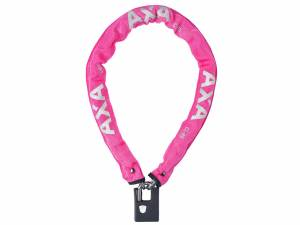 AXA Kettenschloss Clinch Soft 85 rosa