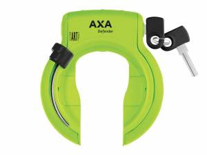 AXA Fahrrad Rahmenschloss Defender grün