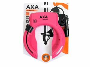 AXA Fahrrad Rahmenschloss Defender rosa