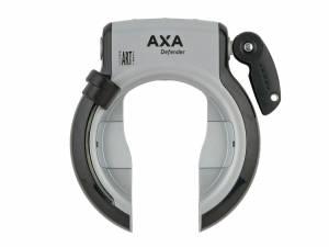 AXA Fahrrad Rahmenschloss Defender silber/schwarz