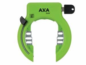 AXA Fahrrad Rahmenschloss Solid XL grün