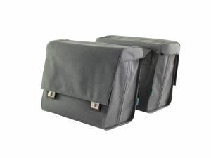 AROUND Fahrradtasche Gepäckträger Comfort, anthrazit