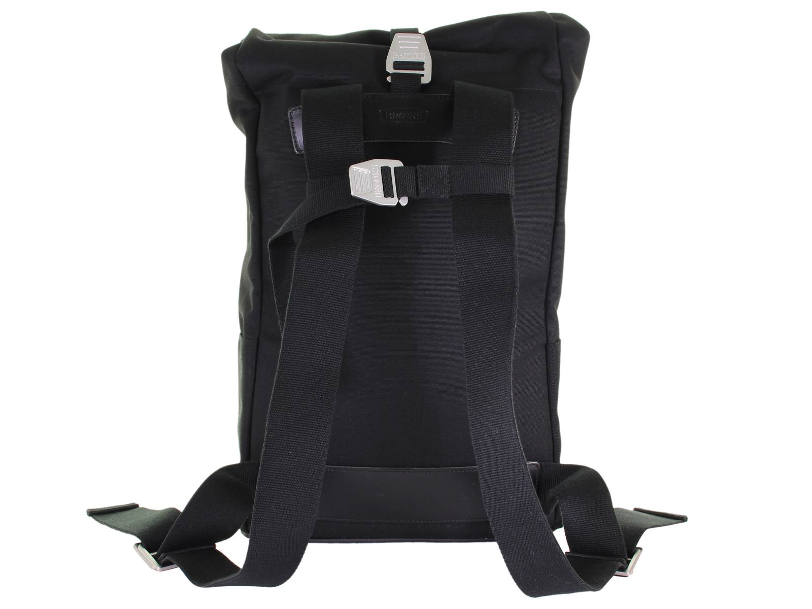 brooks fahrradtasche rucksack hackney schwarz fahrradkomfort. Black Bedroom Furniture Sets. Home Design Ideas