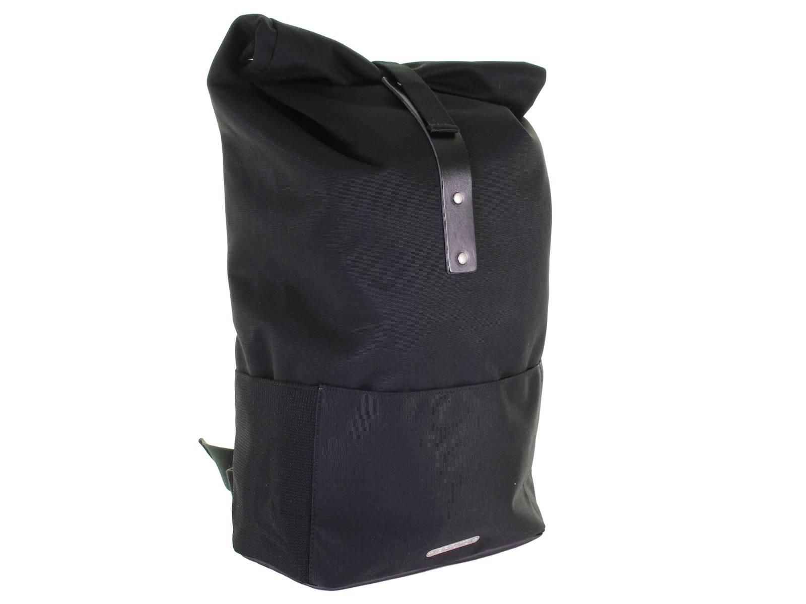 brooks fahrradtasche rucksack hackney schwarz fahrradkomfort. Black Bedroom Furniture Sets. Home Design Ideas