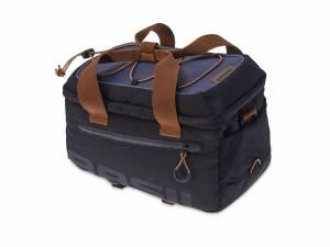 Basil Gepäckträgertasche Miles, schwarz