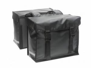 New Looxs Fahrradtasche Gepäckträger Bisonyl mattschw