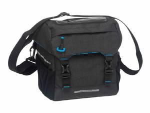 New Looxs Lenkertasche Sports + Klickfix Adapterplatte, schwarz