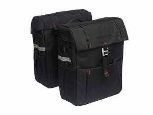 New Looxs Fahrradtasche Gepäckträger Vigo Racktime schwarz