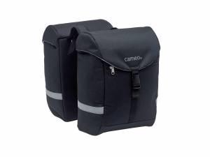 Cameo Doppeltasche Sports bag black