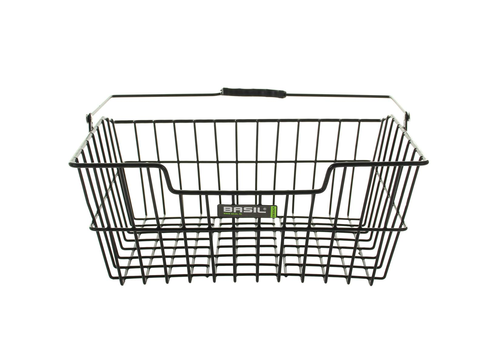basil hr korb cairo flex schwarz fahrradkomfort. Black Bedroom Furniture Sets. Home Design Ideas