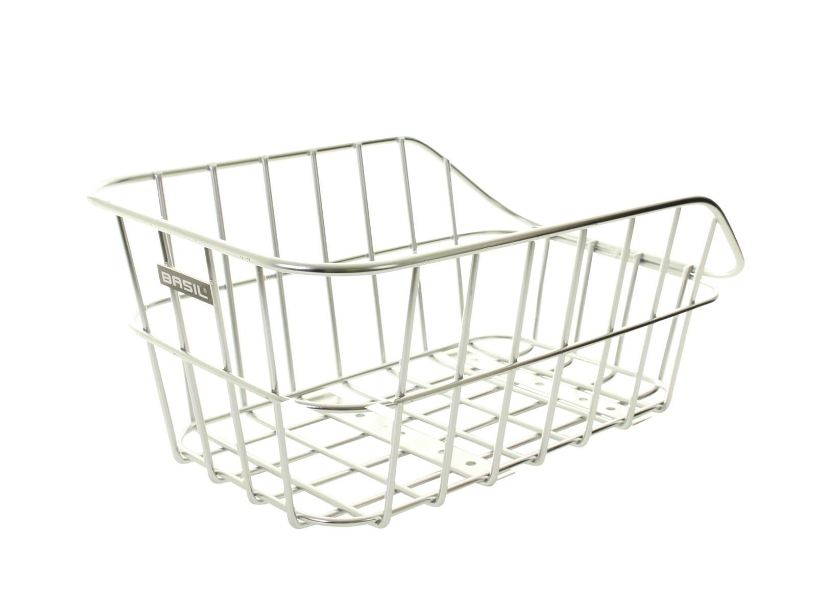 basil fahrradkorb hinten cento alu fahrradkomfort. Black Bedroom Furniture Sets. Home Design Ideas