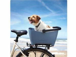 Basil Fahrradkorb Hund Buddy hinten