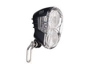 AXA Fahrradlicht Scheinwerfer Echo LED 15 Lux Auto