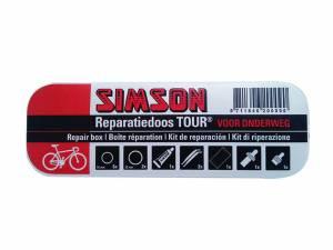 Simson Flickzeug Reifen Reparaturset Tour
