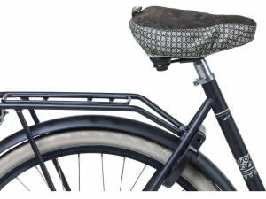 Basil Fahrradsattelbezug Boheme charcoal