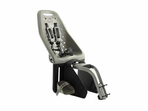 GMG Yepp Fahrrad Kindersitz hinten Maxi Silber