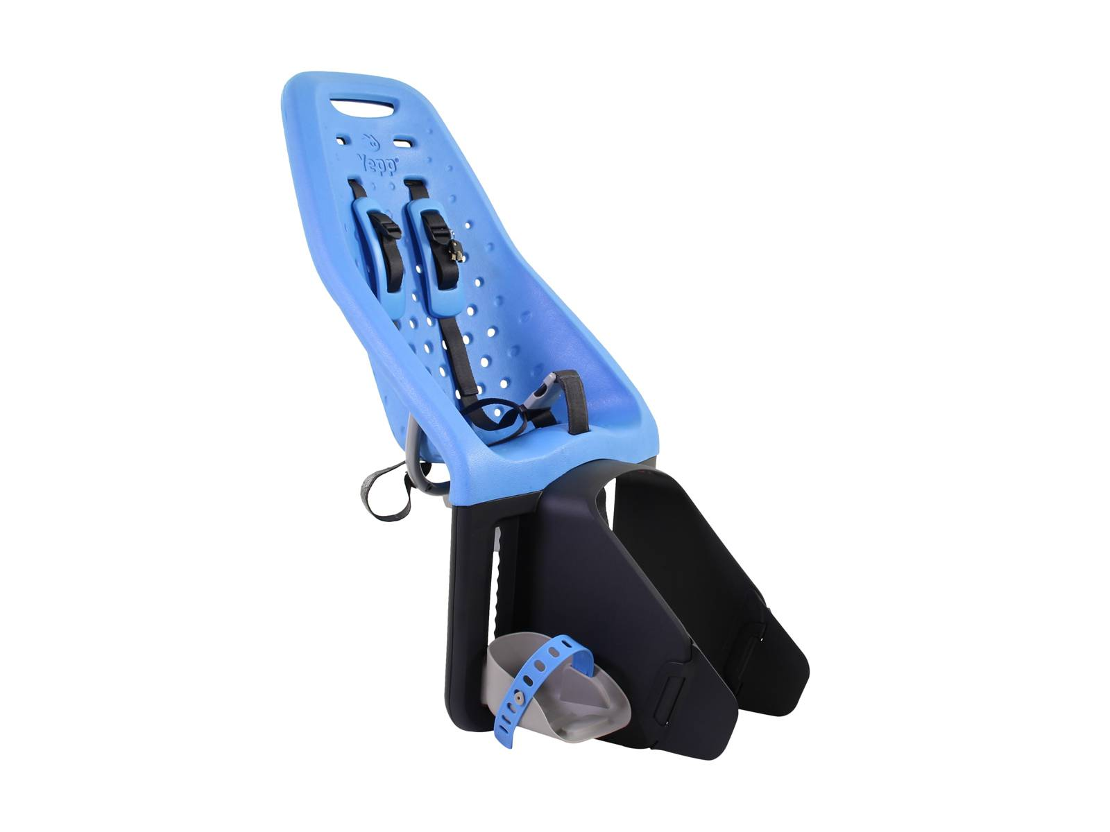 GMG Yepp Fahrrad Kindersitz hinten Maxi EF Blau