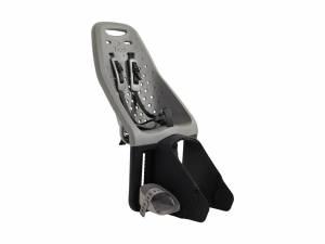 GMG Yepp Fahrrad Kindersitz hinten Maxi EF Silber