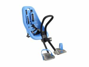 GMG Yepp Fahrrad Kindersitz vorne Mini Blau