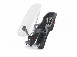 Polisport Windschutzscheibe Fahrrad Kindersitz vorne