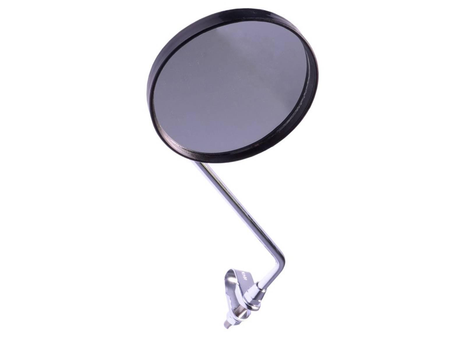 Simson Spiegel Klein, Durchmesser 10,5 cm, mit Lenkerklemme