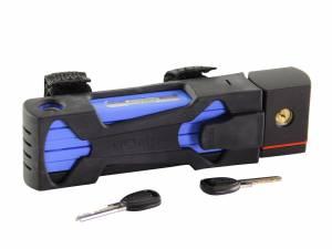 ABUS Faltschloss Bordo uGrip 5700 blau