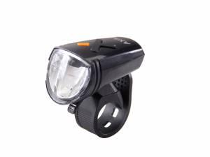 AXA Fahrradlicht Greenline 15 Lux Usb aufladbar
