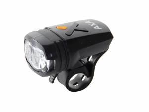 AXA Fahrradlicht Greenline 50 Lux Usb aufladbar