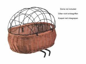 basil fahrradkorb hund pluto vorne fahrradkomfort. Black Bedroom Furniture Sets. Home Design Ideas