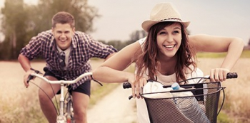 Pfingsten - Entspannte Radtour mit Fahrradkomfort!